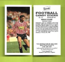 Sheffield United Brian Deane 18